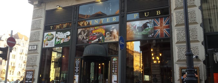 Pointer Pub is one of Будапешт 21-24.03.19.