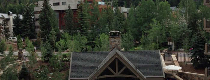 Flame Restaurant is one of Vail!.