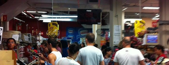Lojas Americanas is one of Posti che sono piaciuti a Guilherme.