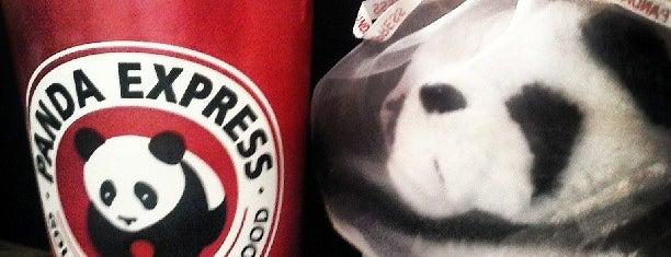 Panda Express is one of Lieux sauvegardés par Mari.