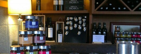 Quinta da Pacheca is one of Amex Mag.