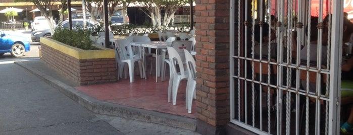 """Asadero """"El Chumari"""" is one of Lugares de Lzc."""