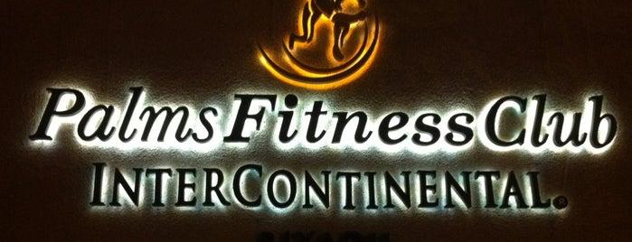 Palms Fitness Club is one of Lieux qui ont plu à Salim.