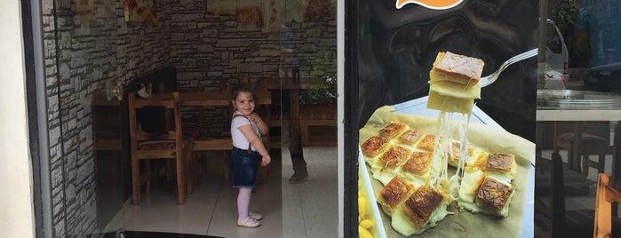 Levent Börekçilik is one of Ankara yemek.