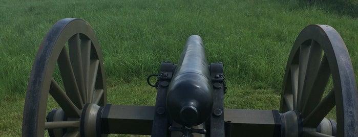Bristoe Station Battlefield Heritage Park is one of Richard'ın Beğendiği Mekanlar.