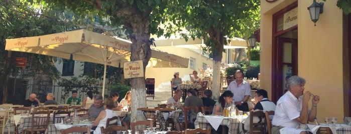 Palia Taverna tou Psarra is one of Eurotrip 2018 - Athens.