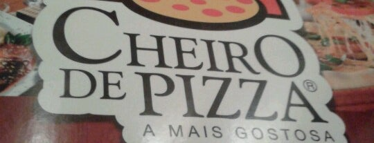 Cheiro de Pizza is one of BOM LUGAR.