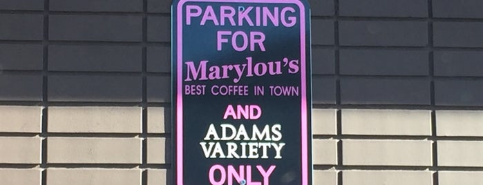 Marylou's Coffee is one of Tricia 님이 좋아한 장소.