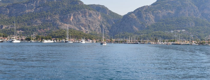 D-Marin Göcek Marina is one of Lieux qui ont plu à Berkan.