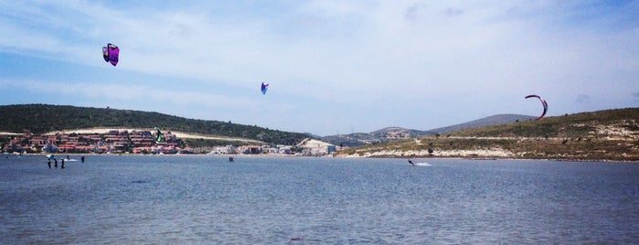 Alaçatı Kitesurf Zone is one of Berkanさんのお気に入りスポット.