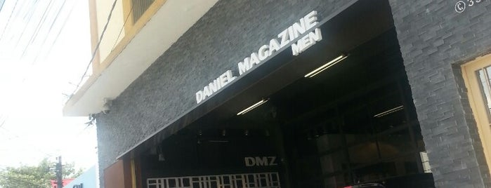 Daniel Magazine Moda Masculina is one of Tempat yang Disukai Rafael.