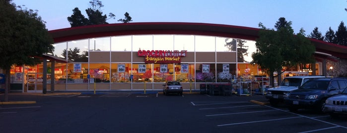 Grocery Outlet is one of USA1.