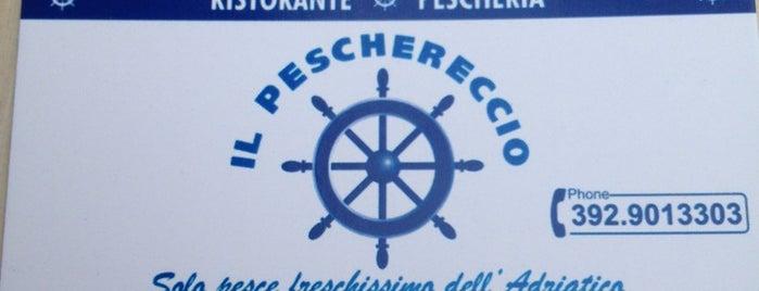 Il Peschereccio is one of Cri'nin Beğendiği Mekanlar.