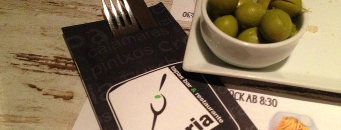 Euforia is one of Restaurant 2.