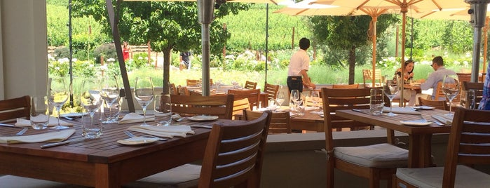 Winery Restaurants