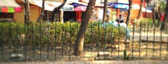 Parque Mascarones is one of Lugares.
