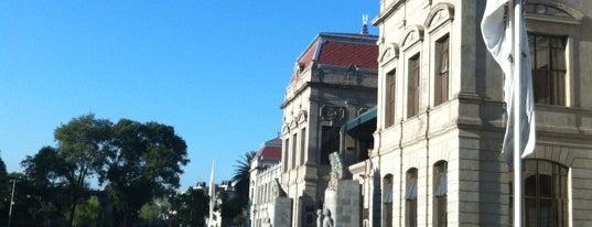 Antiguo Colegio Militar is one of Moisés : понравившиеся места.
