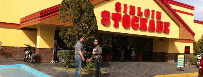 Sirloin Stockade is one of Restaurantes.