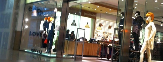 Stradivarius is one of shopping.