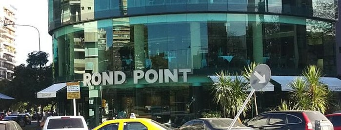 Rond Point is one of Restaurantes.