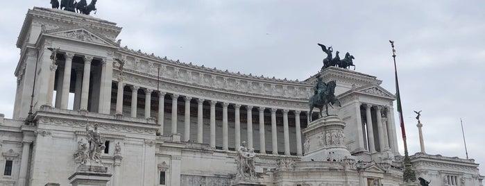 Piazza della Madonna di Loreto is one of Rome.