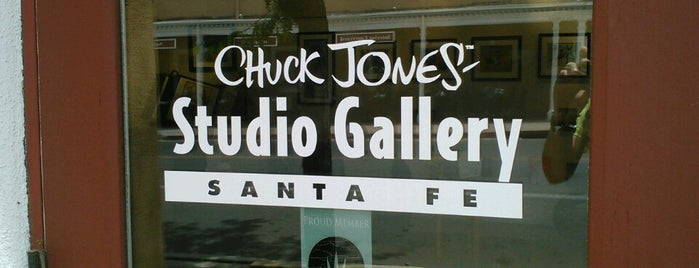Chuck Jones Studio Gallery is one of Locais salvos de Carla.