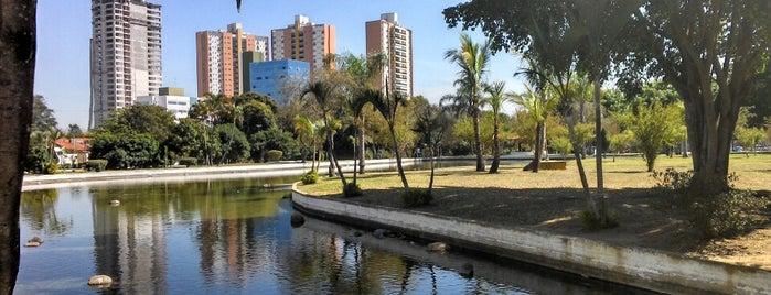 Parque Municipal - Jardim das Nações is one of TaubaTexas.