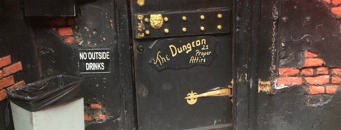 The Dungeon is one of Lugares favoritos de Fran.