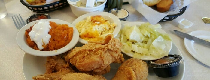Mary Mac's Tea Room is one of Where to Dine Out With a Crew in Atlanta.