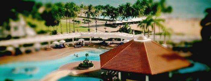 Ambassador City Beach is one of Lugares favoritos de Anastasia.