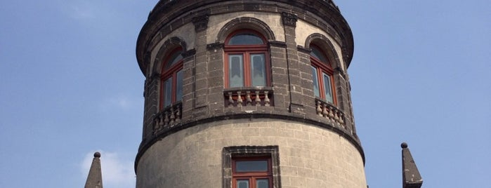 Museo Nacional de Historia (Castillo de Chapultepec) is one of Museos de la Ciudad de México..