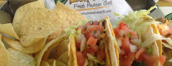 Lime Fresh Grill is one of GEORGE'S MIAMI.