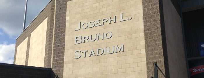 Joseph L Bruno Stadium is one of Things I've done!.