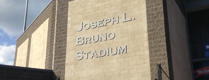 Joseph L Bruno Stadium is one of Minor League Ballparks.