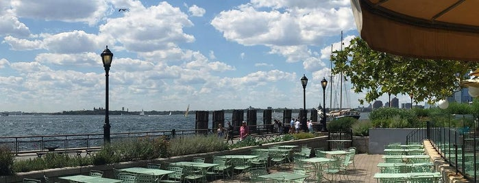 Beer Garden at Battery Gardens is one of Manhattan Bars to Check Out.