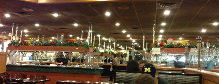 Empire Buffet is one of places to travel.