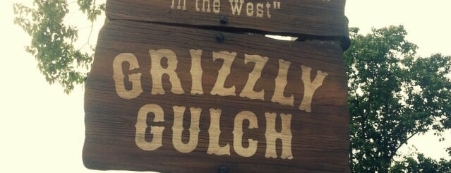 Grizzly Gulch is one of Locais curtidos por Chelsea.