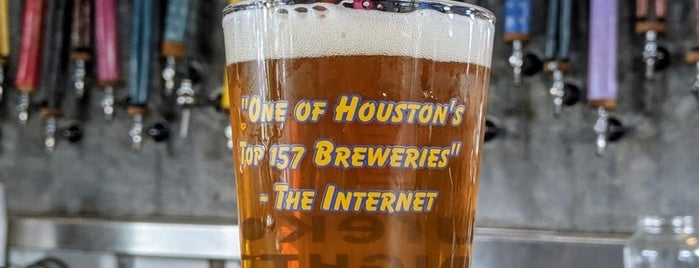 Axelrad Beer Garden is one of Houston Skywalking.