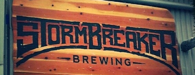 StormBreaker Brewing is one of Oregon Breweries.