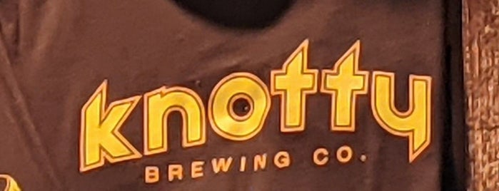 Knotty Brewing Co. is one of California Breweries 5.