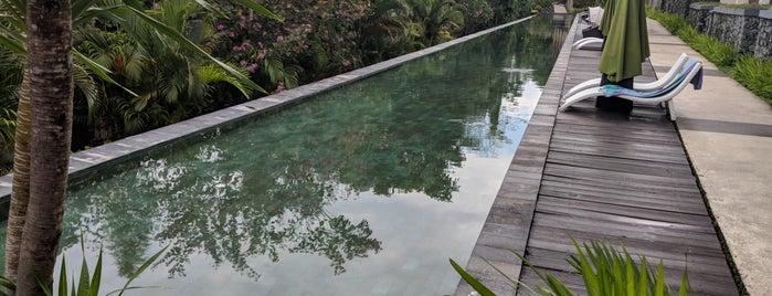 Kebun Villa's & Resort Senggigi - Lombok is one of Sebastianさんのお気に入りスポット.