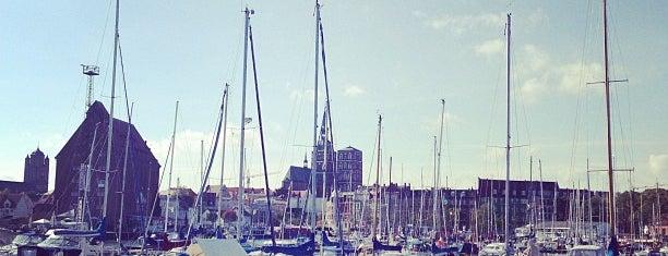 Hafen Stralsund is one of Stralsund🇩🇪.