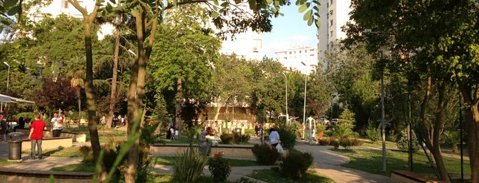 Anadolu Yakası Parkları