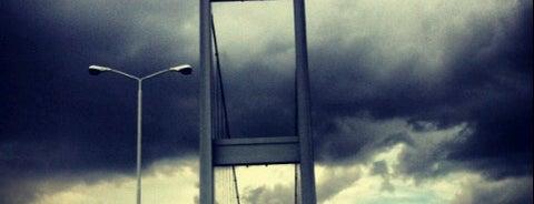 Босфорский мост is one of Top favorites.