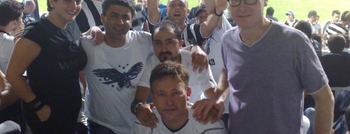 Beşiktaş İnönü Stadı Kapalı Tribün is one of Top favorites.