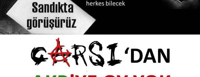 Beşiktaş is one of Posti salvati di &HoşGenÇ&.