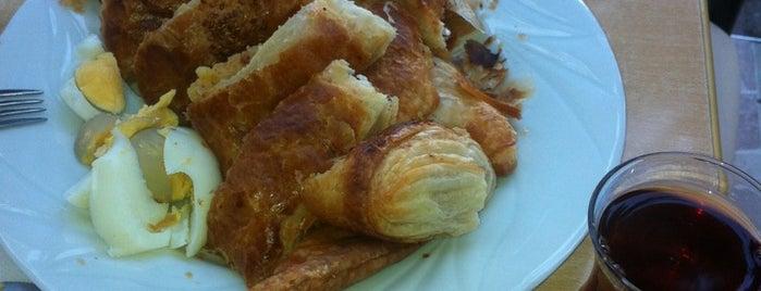 Küçükbaşak Börek ve Pasta Fırını is one of Locais curtidos por Özgür.