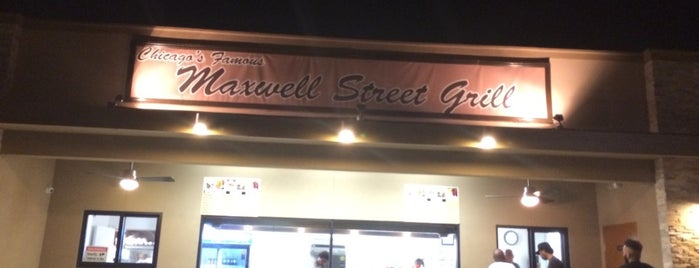 Maxwell Street Grill is one of Mikoさんのお気に入りスポット.