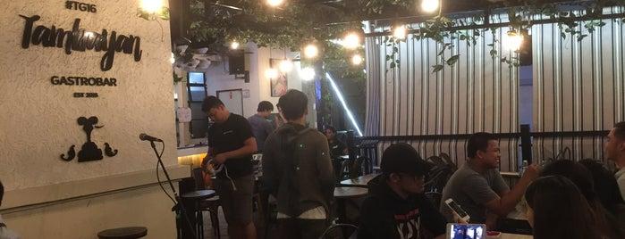 Tambayan Capsule Hostel & Bar is one of Filipinler-Manila ve Palawan Gezilecek Yerler.