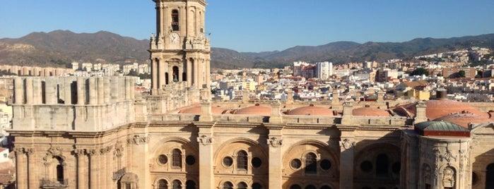 Catedral de Málaga is one of Mala Ga.